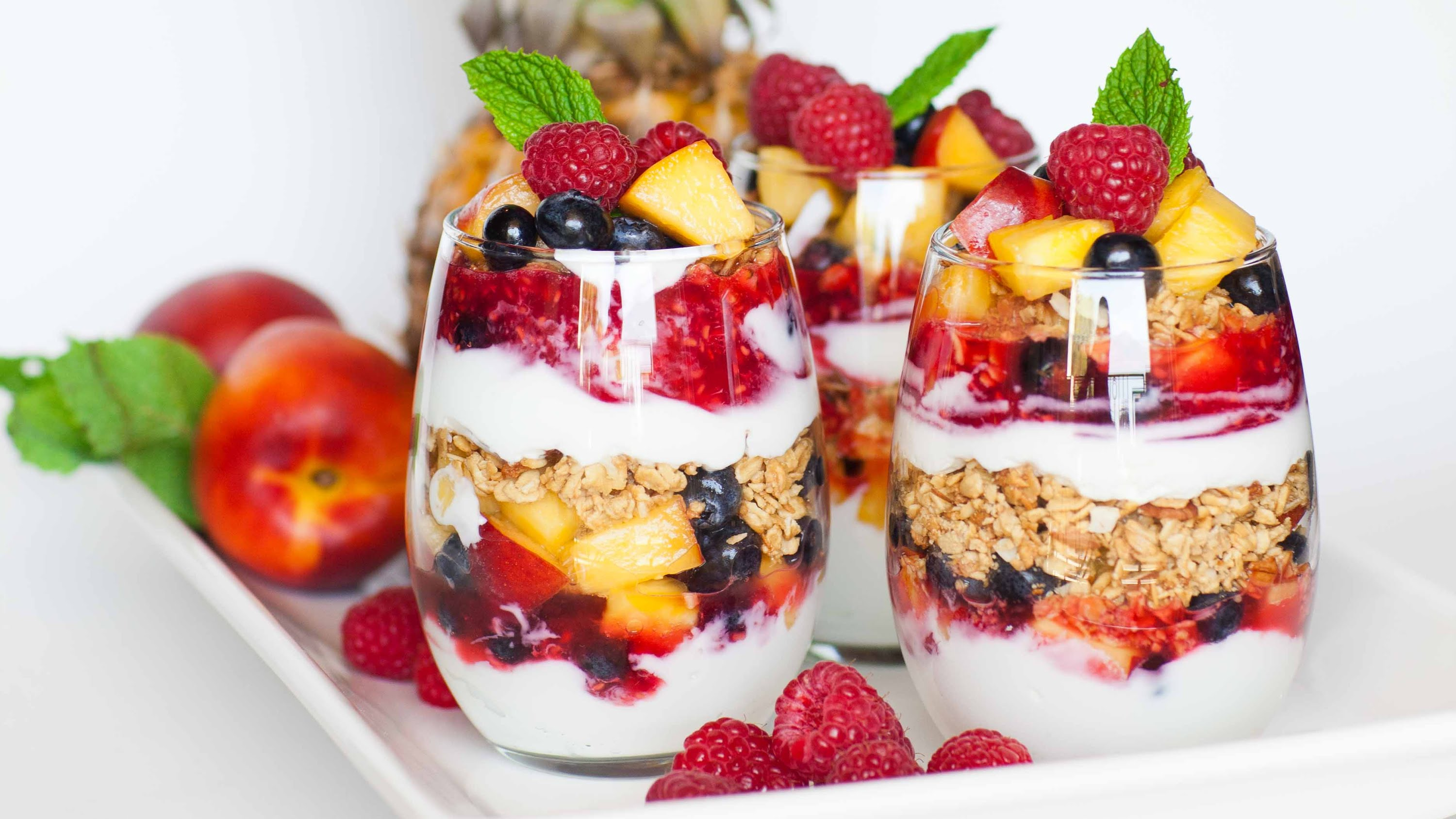 fruit desserts healthy golden fruit