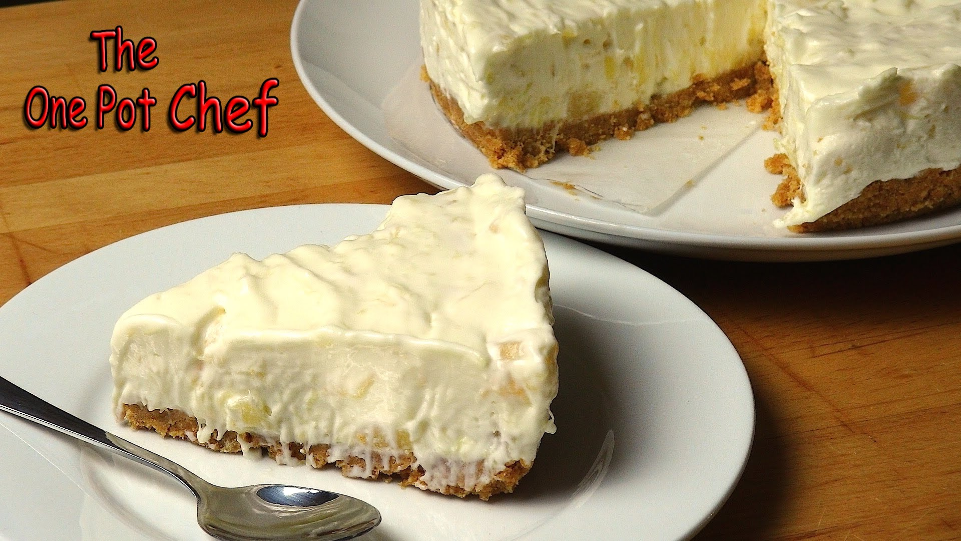 Desserts Corner No Bake Pineapple Cream Cake