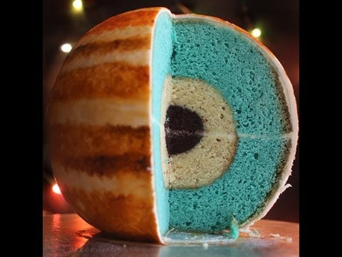 Spherical Concencentric Layer Cake