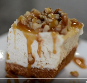 Caramel Cheesecake Bites! - YouTube2