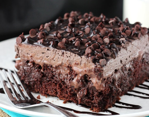 Desserts Made With Chocolate Cake Mix