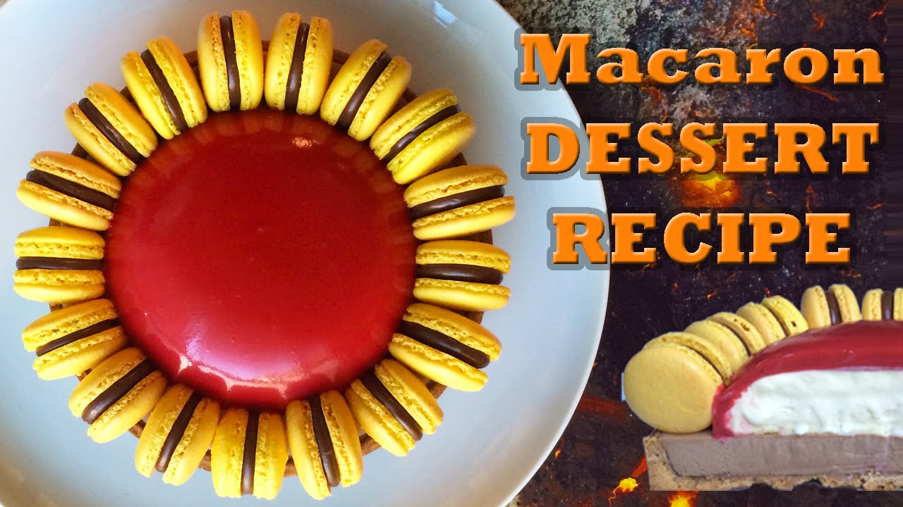 Awesome And Delightful Macaron Dessert For The Holidays