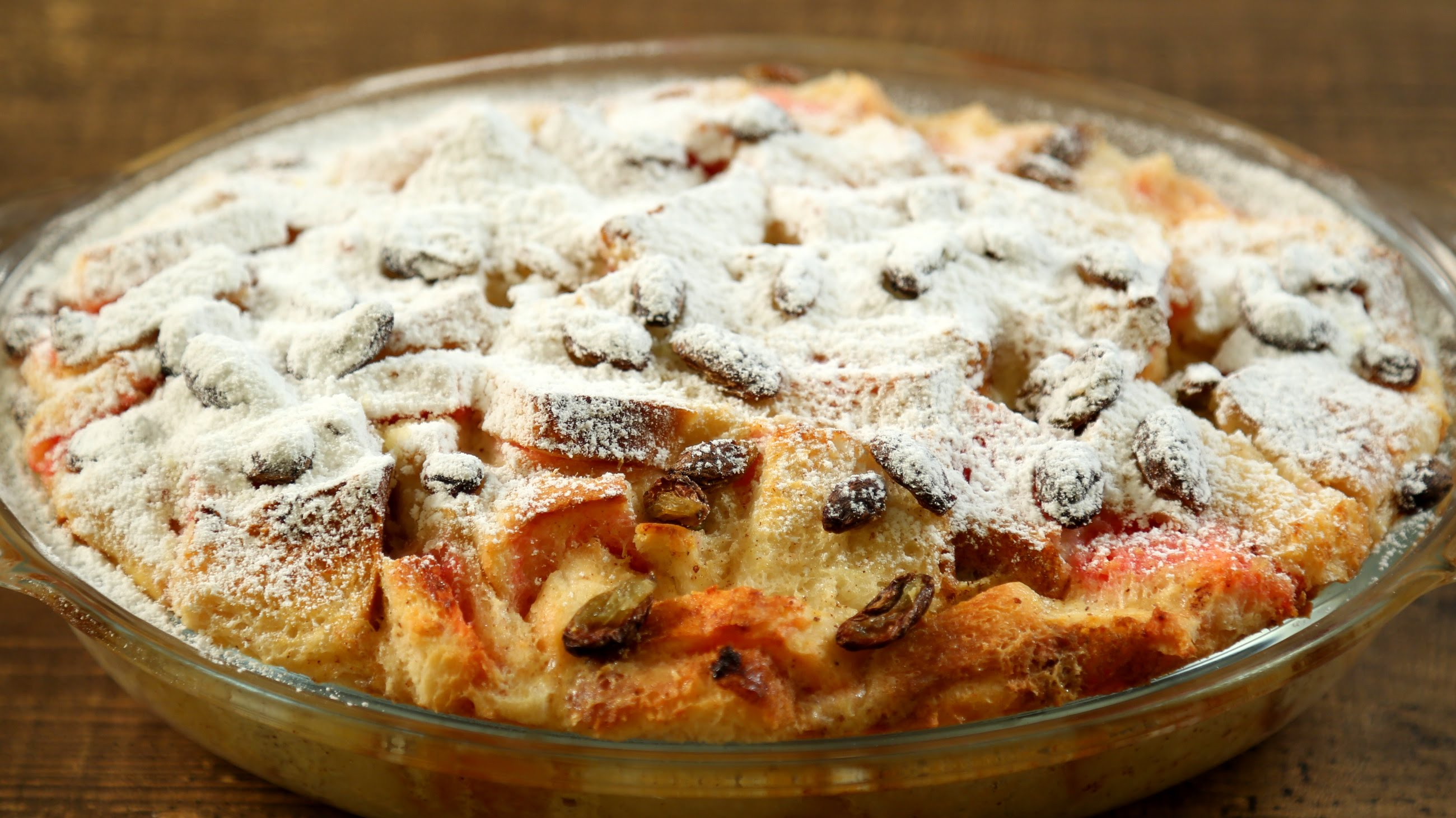 Yummy Bread Pudding Recipe