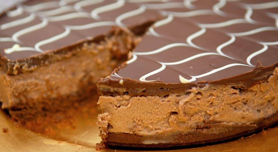 Try This Mouthwatering No-Bake Chocolate Cheesecake